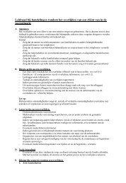 Belangrijke aspecten rondom een overlijden - Medisch ...