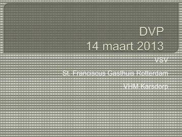 VSV St. Franciscus Gasthuis Rotterdam - ZorgImpuls