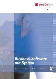 Business Software mit System - Innovatis