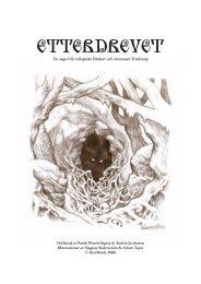 ETTERDREVET - Riotminds
