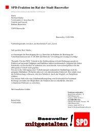 Download - SPD-Ortsverein Baesweiler