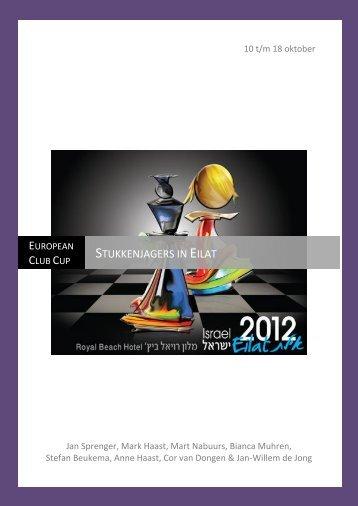 Oktober 2012 - Eilat editie - De Stukkenjagers