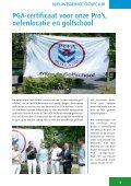 Clubblad juli 2013 - Nieuwegeinse GolfClub - Page 7