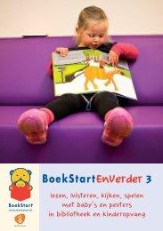 BoekStartEnVerder voor professionals - 3 (2011) - SIOB