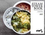 Hent hele Menu Steam Tower kogebogen som pdf - Imerco