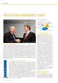 VATTENFALL CSR-RAPPORT 2009 - Page 6