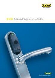 Elektronisch sluitsysteem | SALTO XS4