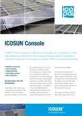 ICOSUN® Universal & ICOSUN® Console - Icopal - Page 4