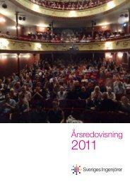 Årsredovisning 2011 - Sveriges ingenjörer