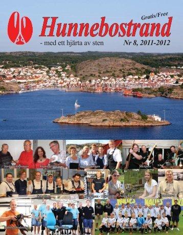 Läs tidningen 2011(pdf 14mb) - Hunnebostrand