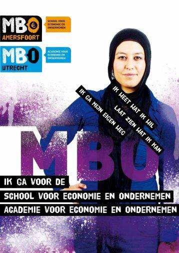Download het leaflet van de Academie voor ... - MBO Utrecht
