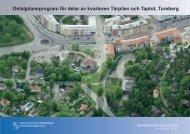 Detaljplaneprogram - Sollentuna kommun