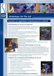STEP Workshop On The Job