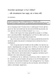 Hvordan sprænger vi hul i Bilka? - BUKS | tidsskrift for børne og ...