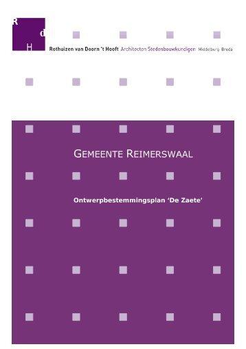 e Zaete - Gemeente Reimerswaal