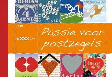 Passie voor postzegels - Stamp Passion