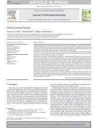 ghana's herbal market van andel et al 2012.pdf - ModernGhana.com