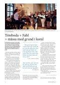 Nr 4/2011 - Sveriges Kyrkosångsförbund - Page 4