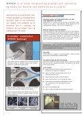 Xypex brosjyre vanntetting, beskyttelse og rehabilitering av betong - Page 2