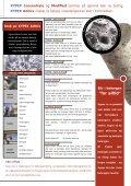 Xypex brosjyre vanntetting, beskyttelse og rehabilitering av betong - Page 3