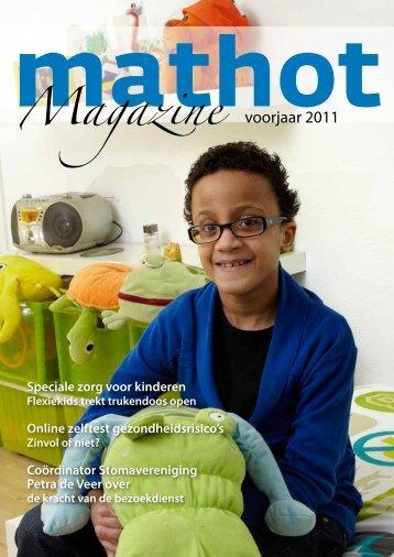 Magazine - Mathot