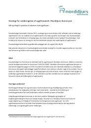 Hovedudvalgets strategi for nedbringelse af sygefraværet
