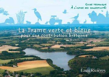 La Trame verte et bleue - Eau et rivières de Bretagne