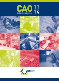 CAO Gehandicaptenzorg 2011-2014.pdf - Visio