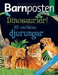Medlemstidning för Barnens Bokklubb · Nr 12 · 2012