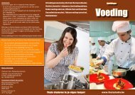 Voeding opleidingen - Zelfstudie of thuisstudie - start dezelfde dag ...