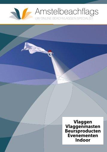Vlaggen - Amstel Beachflags