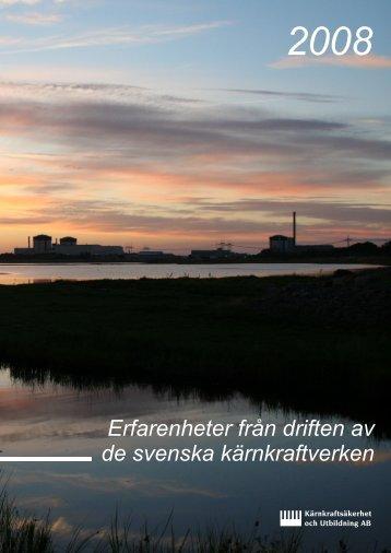 På svenska - Kärnkraftsäkerhet och Utbildning AB