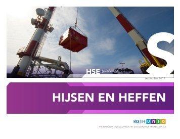 HIJSEN EN HEFFEN - HSE LIFE UNIO