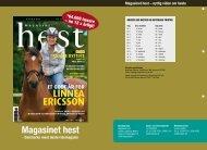 Magasinet hest - Landbrugsavisen