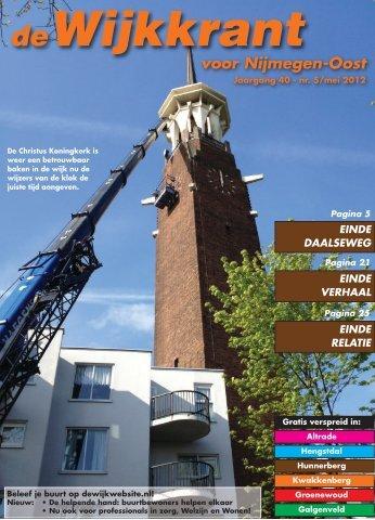 2 - De Wijkwebsite voor Nijmegen-Oost