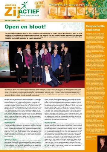Open en bloot! - ZijActief Limburg