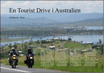 Peter Ribers tur i Australien - mcthobugt