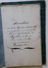 H. Inventarissen van archieven en meubilair