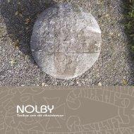 Nolby - Tankar om ett riksintresse - Murberget