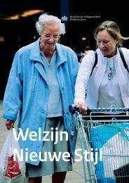 Brochure Welzijn Nieuwe Stijl - Invoering Wmo