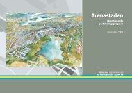 Gestaltningsprogram (PDF, 3 MB) - Solna stad