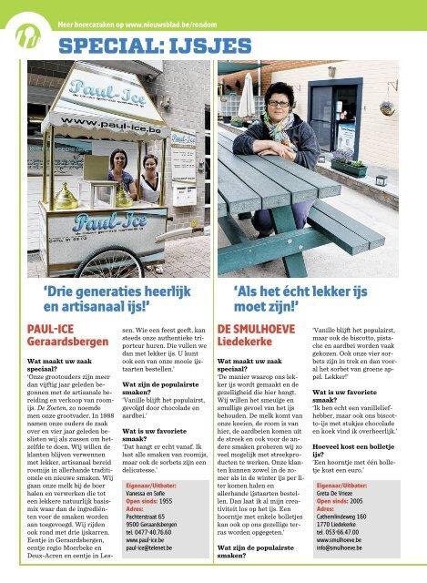DENDER - Rondom - Het Nieuwsblad
