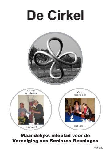 De Cirkel - Vereniging van Senioren Beuningen