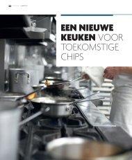 een nieuwe keuken voor toeKoMstIGe cHIps - Imec