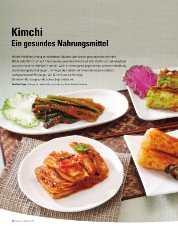 Kimchi - Koreana