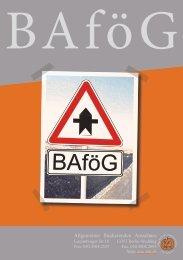 BAföG - AStA der Beuth Hochschule