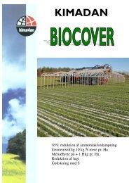 Biocover - Thyregod A/S