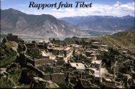 11. Rapport från Tibet (1993) - fritenkaren.se