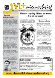 vlaanderen - agressie op openbaar vervoer - de lijn - Vlaams Belang