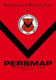 2011-2012 - AFC, Amsterdam